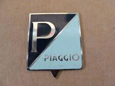 VESPA EMBLEMA SCUDO PIAGGIO PER VESPA 50 OLD EMBLEMS SCOOTER MADE IN ITALY