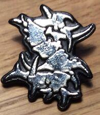 SEPULTURA Metal Pin Badge punks rockers thrash satan heavy slayer megadeath