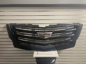 2016-2020 Cadillac Escalade Black Sport Platinum GM OEM Front Grille