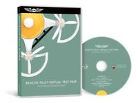 Virtual Test Prep - Remote Pilot Rating Video DVD Ground School ASA-VTP-UAS