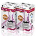 LUNEX 2 x D1S XENON 8000K HID LAMPADINE compatibile con Osram, Philips