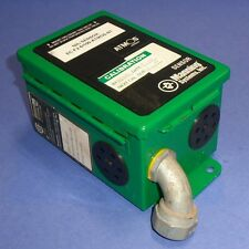 MANNING SYSTEMS NH3 0/100 PPM ATMOS EQUIPPED SENSOR EC-F2-NH3 *PARTS OR REPAIR*