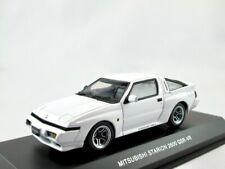 Mitsubishi Starion 2600 GSR-VR    1982-1990  weiss    /  Kyosho  1:43