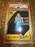 Katie Lou Samuelson 2019 WNBA Panini Press Proof Silver Chicago Sky PSA 9 RC
