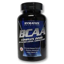 DYMATIZE BCAA 200 CAPLETS - COD FREE SHIPPING
