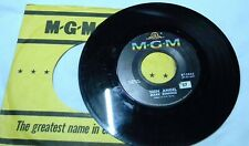 MARK DINNING TEEN ANGEL / BYE NOW BABY 45 RPM RECORD