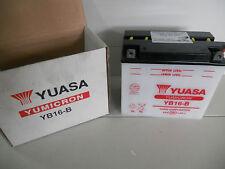 Yuasa Batteria YB16-B