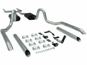 For 1964-1972 Chevrolet El Camino Exhaust System Flowmaster 44615QK 1965 1966