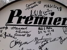 1998 Magic of Orlando Drum and Bugle Corps - signed Drumhead
