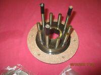 1942 wla harley davidson clutch hub and bearings ''new old stock''