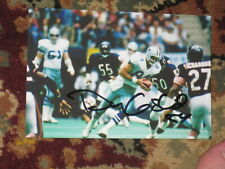a78927d94aa Dallas Cowboys DOUG COSBIE Signed 4x6 Photo NFL AUTOGRAPH 1