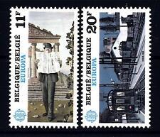BELGIUM - BELGIO - 1983 - Europa: Le grandi opere del genere umano