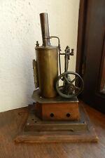 Antigua máquina de vapor