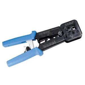Platinum Tools EZ-RJPRO HD Cat5 and Cat6 Crimp Tool 100054C