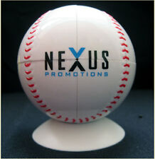 K-Ball, Promotional Baseball Design 2x2x2 twisty puzzle . 7cm