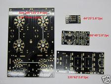 1set mono pair pull push tube amp DIY pcb for EL34 KT88 KT120