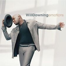 Will Downing - Emotions - New Factory Sealed CD