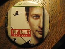 Tony Hawk Project 8 Skateboard XBox Game Advertisement Pocket Lipstick Mirror