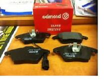 VW PASSATAUDI A3  2005 on  BREMBO FRONT BRAKE PAD SET P85075