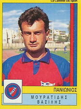 N°301 V. MOURATIDIS PANIONIOS GREECE PANINI GREEK LEAGUE FOOT 95 STICKER 1995