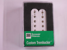 Seymour Duncan TB-5 Custom Bridge Trembucker White