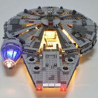New Led Light For Lego 75105 (Star Wars Millennium Falcon) Building Blocks Model