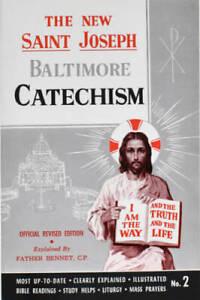 The New Saint Joseph Baltimore Catechism (No. 2) - Paperback - GOOD