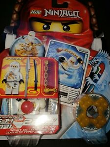 LEGO Ninjago Zane DX 2171 Rare collectible New Sealed in Package