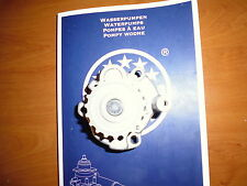 Pompe à eau Séat Ibiza III (6K1) dies. (LDPA44)