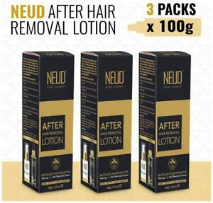 NEUD After Hair Removal Lotion for Skin Care in Men & Women 3 Packs-Qp8