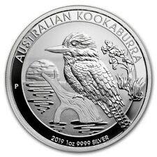 1$ 2019 Kookaburra Australie 1 Once argent .999 lingot $ silver oz ounce