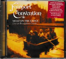 Fairport Convention / Moat on the Ledge - Live at Broughton Castle (NEU! OVP)