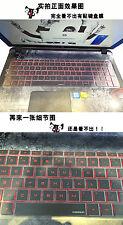 Clear Tpu Keyboard Skin cover For New OMEN by HP 15-ax004na ax000na ax003na 2016
