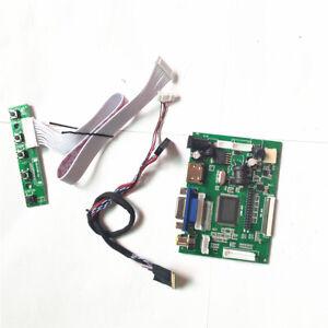 Fit LTN101NT07 LTN101NT08 40-Pin LCD 2AV HDMI VGA LVDS LED controller board