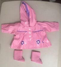Adora Raincoat Rain Coat Baby Doll