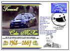 COLIN McRAE WRC RALLY CAR ICON 2007 TRIBUTE COVER 8