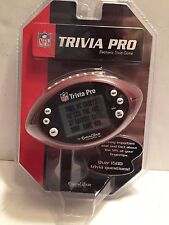 NFL Trivia Pro Electronic Trivia Game - Over 1500 Questions - Brand New