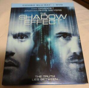 The Shadow Effect (Blu-ray/DVD, 2017, 2-Disc set)