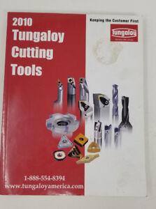 2010 Tungaloy Cutting Tools Catalog Machining