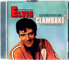 ELVIS PRESLEY - Clambake 2010 CD Nuovo RARO Import