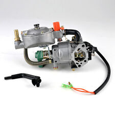Dual Fuel Carburetor LPG Conversion For Honda GX390 188F 4.5-5.5KW13-14HP Engine