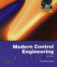 NEW 3 Days Fast to AUS Modern Control Engineering 5E Katsuhiko Ogata 5th Edition