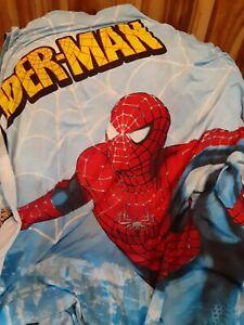 Spiderman Blanket  Used