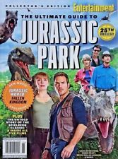 Entertainment Weekly 2018 The Ultimate Guide to Jurassic Park 25th Anniversary