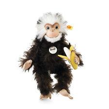 STEIFF Classic Najumo Monkey EAN 035128 32cm Brown Mohair New
