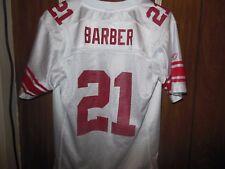 NFL Tiki Barber New York Giants Jersey Boys Large