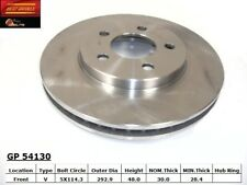 Disc Brake Rotor fits 2005-2009 Ford Mustang  BEST BRAKES USA