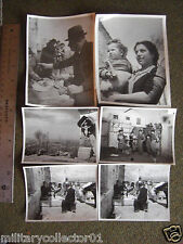 Original WWII 1944 Ariano, Italy Wine With Family & Friends Overview 6 Photos