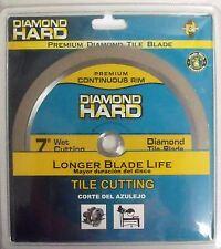 "Planet Diamond 21507020H 7"" Premium Continuous Rim Diamond Saw Blade"