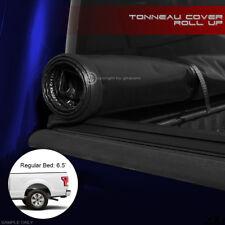 LOCK & ROLL SOFT TONNEAU COVER 2015-2018 F150 REGULAR/SUPER/SUPERCREW 6.5 FT BED